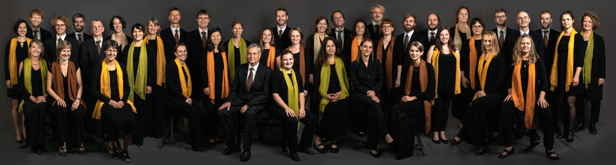 Kammerchor Pesterwitz 2019 | Foto: Victoria Belikova Fotografie | www.victoriabelikova.de