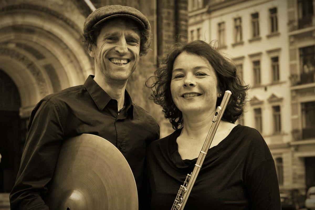 Sabine Kittel und Jörg Ritter